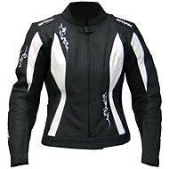 Spark Jane, biela 3XL - Motorkárska bunda