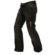 Spark Metro, čierne 30 - Nohavice na motorku