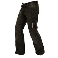 Spark Metro, čierne 32 - Nohavice na motorku