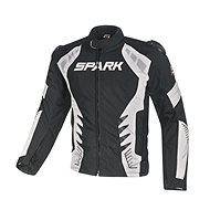 Spark Hornet čierna 2XL - Bunda na motorku