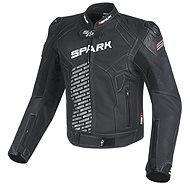 Spark PROCOMP, čierna, XL - Bunda na motorku