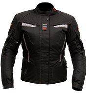 Spark Trinity, čierna M - Bunda na motorku
