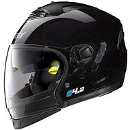 Grex G4.2 PRO Kinetic N-Com Metal Black 1 M - Prilba na motorku
