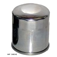 HIFLOFILTRO HF303C (Chrom) - olejový filter
