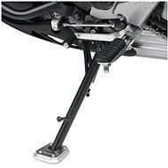 GIVI ES 2130 rozšíření bočního stojánku Yamaha MT-07 700 Tracer (16), stříbné hliníkové - Montážna súprava