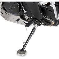 GIVI ES 3101 rozšíření bočního stojánku Suzuki DL 650 V-Strom L2-L6 (11-16) , stříbné hliníkové - Montážna súprava