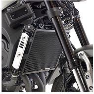 GIVI PR 4114 kryt chladiča motora Kawasaki Versys 650 (15 – 17), čierny lakovaný - Kryt na chladič