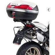 GIVI T 681 podpěry bočních brašen Ducati 696/796/1100 Monster (08-14), černé - Montážna súprava