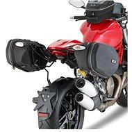 GIVI TE 7404 trubkový držák brašen Ducati Monster 1200 (14-16) - systém EASYLOCK - Montážna súprava