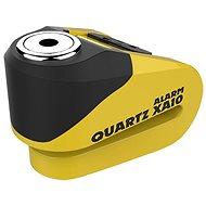 OXFORD zámok kotúčovej brzdy Quartz Alarm XA10 - Zámok na motorku