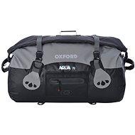 OXFORD vodotesný vak Aqua70 Roll Bag,  (čierny/sivý, objem 70 l) - Príslušenstvo