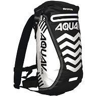OXFORD vodotesný batoh Aqua V20 Extreme Visibility, (čierna/reflexné prvky), objem 20 l - Moto batoh