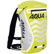 OXFORD vodotěsný batoh Aqua V20 Extreme Visibility, (žlutá fluo/reflexní prvky, objem 20l) - Príslušenstvo