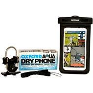 OXFORD voděodolný kryt na telefony Aqua Dry Phone, (verze s kotvením na řídítka) - Príslušenstvo