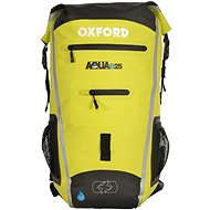 OXFORD vodotesný batoh Aqua25R, (čierna/fluo, objem 25 l) - Moto batoh