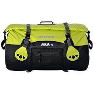 OXFORD vodotěsný vak Aqua70 Roll Bag, (černý/fluo, objem 70l) - Príslušenstvo