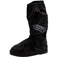 OXFORD návleky na boty RAIN SEAL s reflexními prvky a podrážkou, (černá, vel. XL) - Návleky