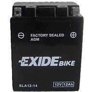 EXIDE BIKE Factory Sealed 12 Ah, 12 V, AGM12-14 (YTX14AHL-BS) - Motobatéria