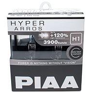 Autožiarovky PIAA Hyper Arros 3900 K H1 – o 120 percent vyššia svietivosť, zvýšený jas - Autožiarovka