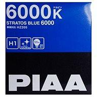PIAA Stratos Blue 6000 K H1 - studené biele svetlo s xenonovým efektom - Autožiarovka