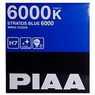 Autožárovky PIAA Stratos Blue 6000K H7 - studené biele svetlo s xenonovým efektom