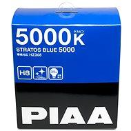 PIAA Stratos Blue 5000K H8 – žiarovky pre vytvorenie bieleho svetla v BMW Angel Eyes - Autožiarovka