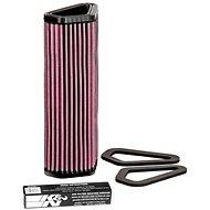 K & N do air-boxu, DU-1007 pre motocykle Ducati - Vzduchový filter