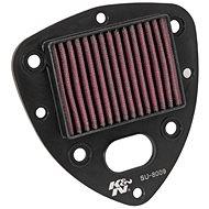K&N do air-boxu, SU-8009 - Vzduchový filter