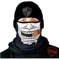 SACO Fleece face shield – Gangster - Šatka