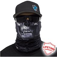 SACO Face shield – Skull Tech - Šatka