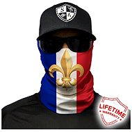 SACO Face shield – France Flag - Šatka