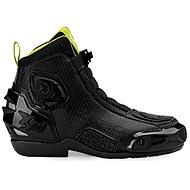 XPD X-ZERO R (čierna/ imitácia karbón, veľkosť 43) - Topánky na motorku