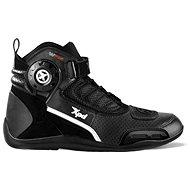 XPD X-ULTRA WRS (čierne, perforovaná koža, veľkosť 44) - Topánky na motorku