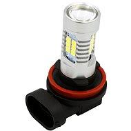 M-Style LED hmlová žiarovka 4W biela H8, H9, H11, 21SMD - LED žiarovka
