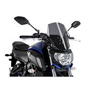 PUIG NEW. GEN SPORT tmavé dymové pre YAMAHA MT-07 (2018 – 2019) - Plexi na moto