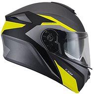 CGM  Dresda – žltá XL - Prilba na motorku