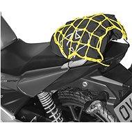 OXFORD Pružná batožinová sieť na motocykle (27 × 25 cm, žltá fluo/reflexná) - Sieť na motorku