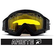 ARIETE MUDMAX ENDURO čierne off-road moto okuliare - Okuliare