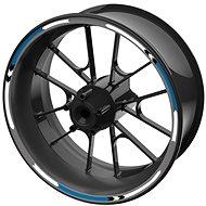 M-Style sada farebných prúžkov EASY na bicykle modrá - Polepy na bicykel
