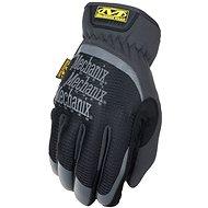 Mechanix FastFit čierne - Pracovné rukavice