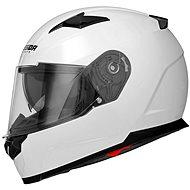CASSIDA Apex (biela) - Prilba na motorku