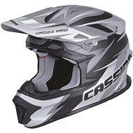 CASSIDA Cross Pro (čierna matná/sivá) - Prilba na motorku