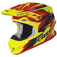 CASSIDA Cross Pro (červená/žltá fluo/čierna) - Prilba na motorku