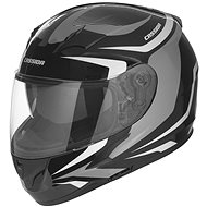 CASSIDA Integral 2.0 (čierna/biela/sivá) - Prilba na motorku