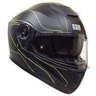 CGM Kyoto – čierna - Prilba na motorku
