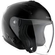 Econo, SENA (matná čierna) - Prilba na motorku