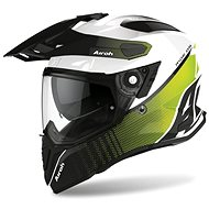 AIROH COMMANDER PROGRESS zelená/čierna - Prilba na motorku