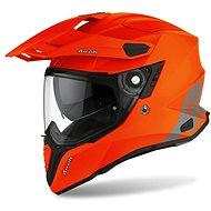 AIROH COMMANDER COLOR oranžová matná - Prilba na motorku