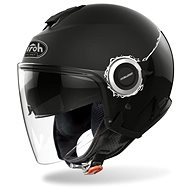 AIROH HELIOS FLUO čierna matná - Prilba na motorku