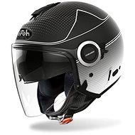AIROH HELIOS MAP čierna/biela matná - Prilba na motorku